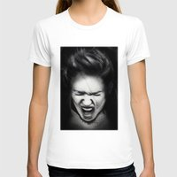cracked T-shirts featuring Cracked by Shannon Toohey