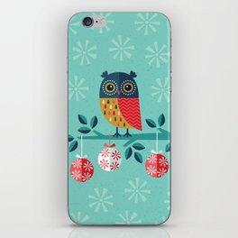 WOOHOO IT'S CHRISTMAS! iPhone Skin