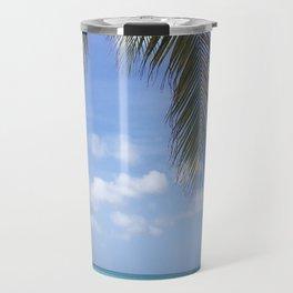 Caribbean Blues Travel Mug