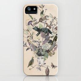 Silver Fox iPhone Case