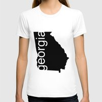 georgia T-shirts featuring Georgia by Isabel Moreno-Garcia