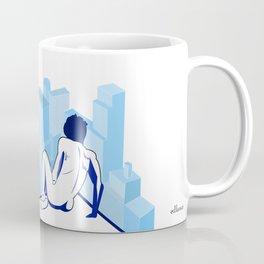 Me against the city Coffee Mug