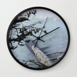 Frozen In Wall Clock