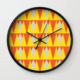 Jaws II Wall Clock