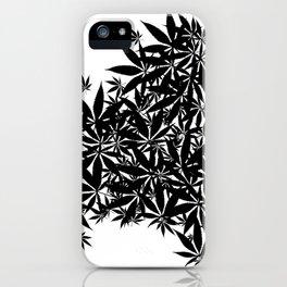 grass illusion iPhone Case