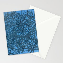 Lichen of the Sea Stationery Cards