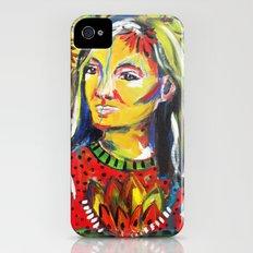 In the Garden iPhone (4, 4s) Slim Case
