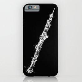 Oboe iPhone Case