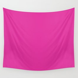 Bright Dimorphotheca Magenta Color Wall Tapestry