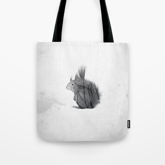 Up The Branches Tote Bag