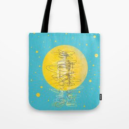 Teleportation - A Better Way to Travel Tote Bag