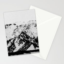 Minimalist Mountains Stationery Cards