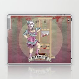 The Headless Magician Laptop & iPad Skin