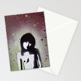 Kiyoko the Pure Stationery Cards