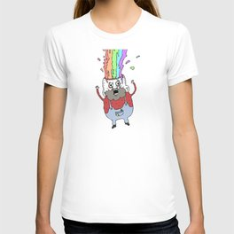 RainbowHead T-shirt