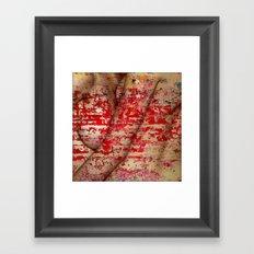 SAPHIQUE Framed Art Print