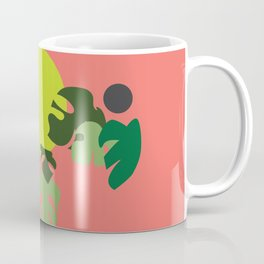 Retro jungle Coffee Mug