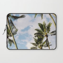 Palm tree in Cairns Laptop Sleeve
