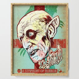 Nosferatu Serving Tray