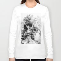 silent hill Long Sleeve T-shirts featuring Silent Hill by RIZA PEKER