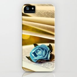 bookmark iPhone Case
