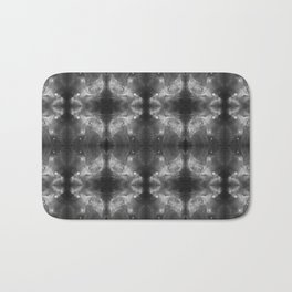 Dark Pattern Bath Mat