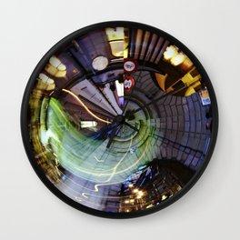 Large Hadron Collider in Bern Wall Clock