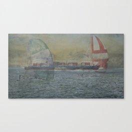 SF Bay Canvas Print