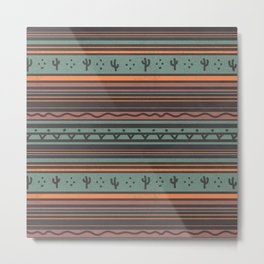 Desert Wind... Metal Print