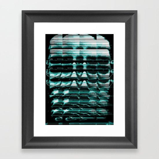 PYXYL'D Framed Art Print