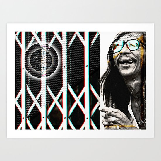 Sufficiency°Trideory^ Art Print