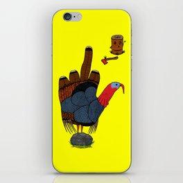 BIG BIRD iPhone Skin