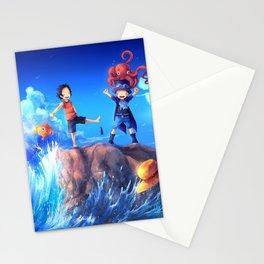 One Piece Stationery Cards