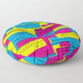 Designer Dialogues AI2 Floor Pillow