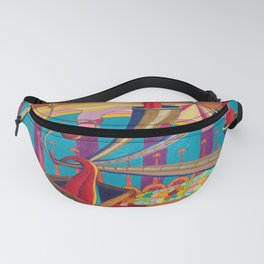 Speaking in Tongues Fanny Pack