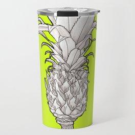 Pineapple - Ananas Arising tikigreen Travel Mug