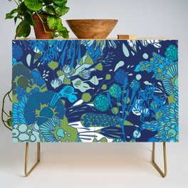 WATER YOU TALKING ABOUT? Credenza