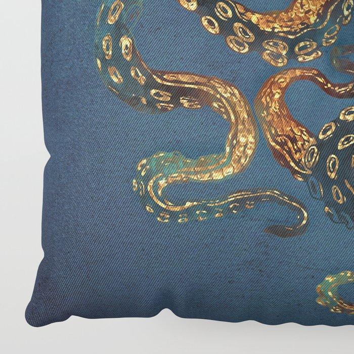 Underwater Dream IV Floor Pillow