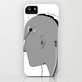 Cybernetic Coma iPhone Case