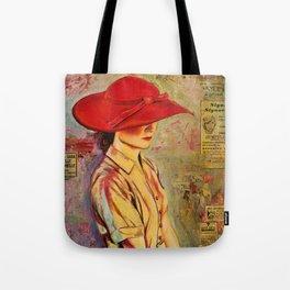 Red Hat Tote Bag