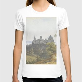 View of Lausanne T-shirt