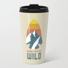 Journey Into the Wild Travel Mug