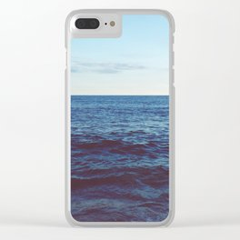 Truely Wild Clear iPhone Case