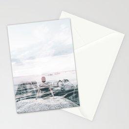 Sea Gaze Stationery Cards