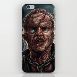 Jason Voorhees - Unmasked - Friday the 13th iPhone Skin