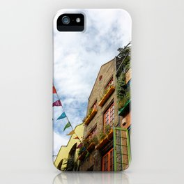London 2012 Bunting iPhone Case
