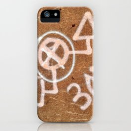 Philadelphia Marking iPhone Case