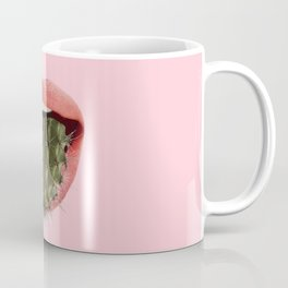 Cactus Mouth Coffee Mug
