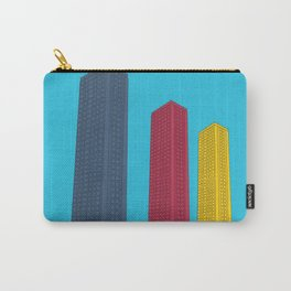 Triple High Rise Carry-All Pouch