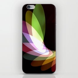 Elliptical Motion iPhone Skin